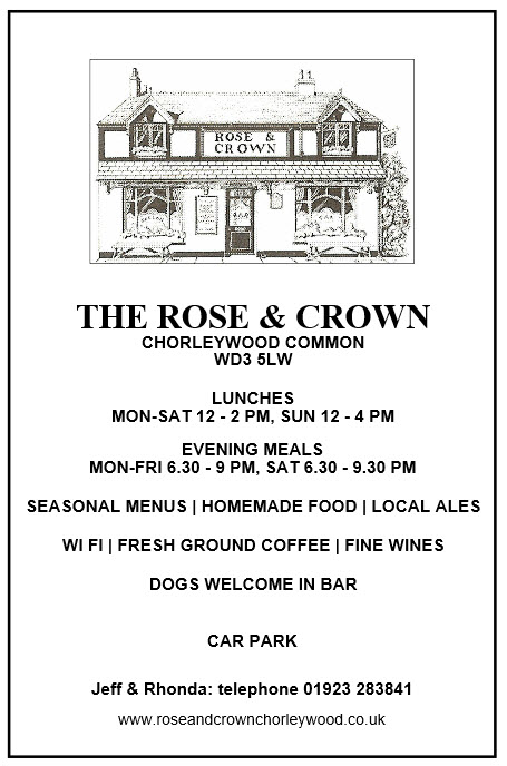 rose and crown 2